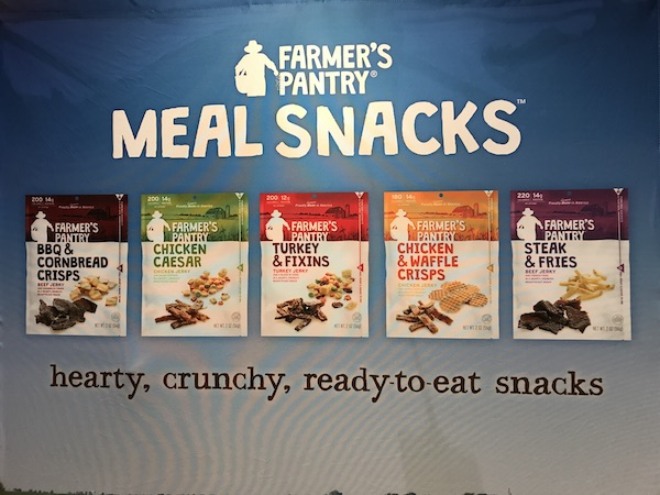 Farmer's pantry Meal Snacks