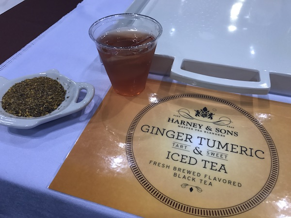 Harney & Sons Ginger Tumeric Iced Tea
