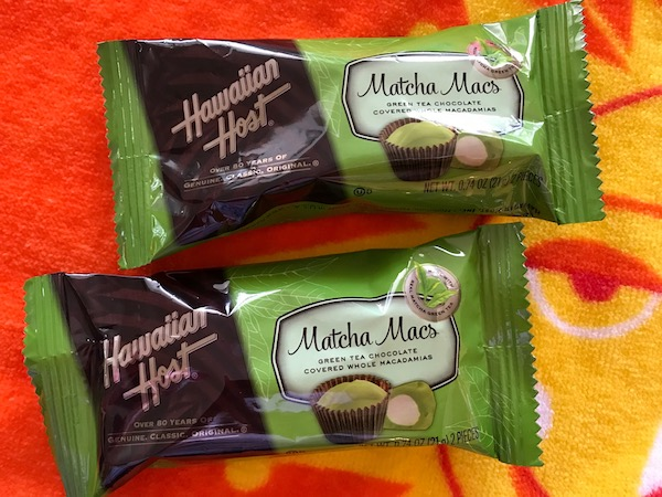 Matcha Macs Hawaiian Host