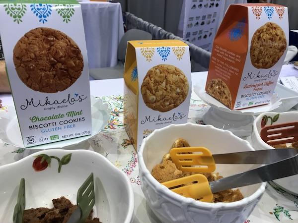Mikaelas Gluten Free Cookies