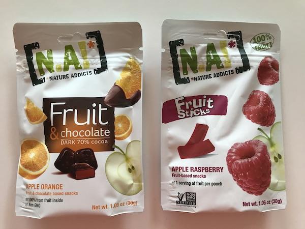 Nature Addicts Fruit Snacks