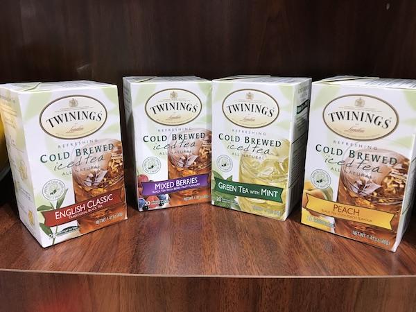 Twinings Cold Brewed Iced Tea