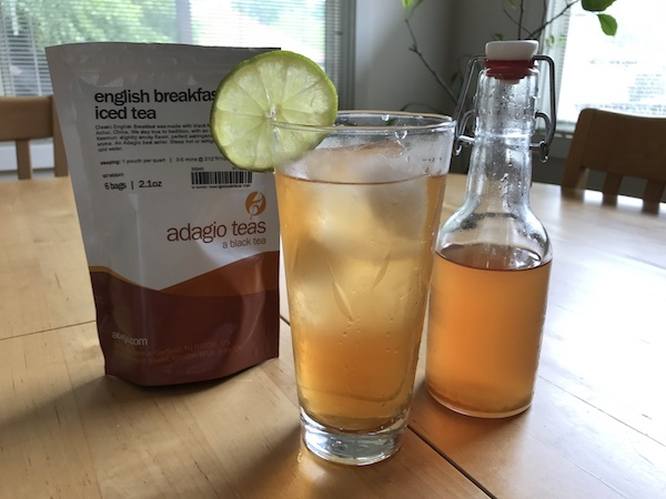 Adagio English Breakfast Iced Tea