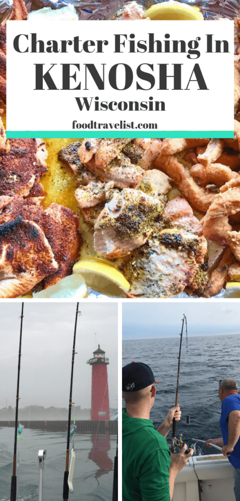 Kenosha Fishing Charter