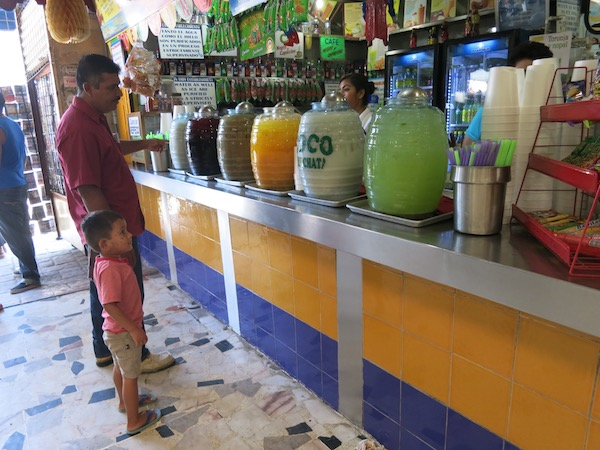 Fresh Juices and Drinks