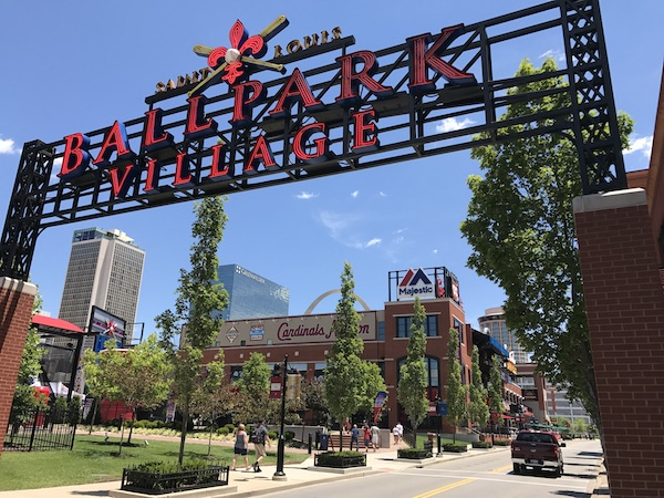 St. Louis Cardinals Ballpark Village