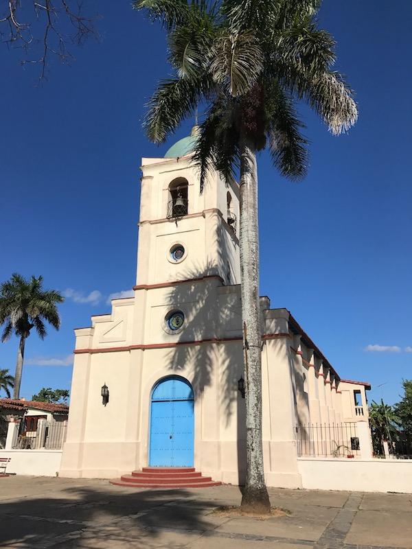 Bell Tower Sancti Spiritus Cuba
