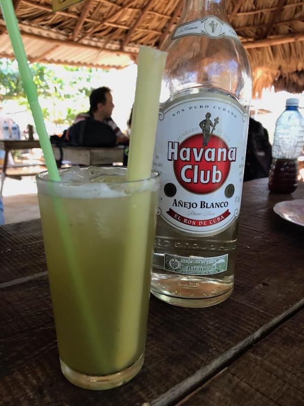 Havana Club Rum Drinks