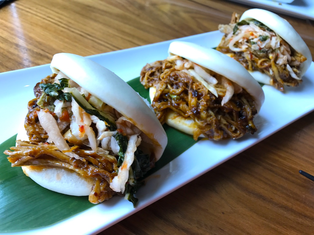 Pork Bulgogi Steamed Bao Buns Souzou St. Petersburg Florida