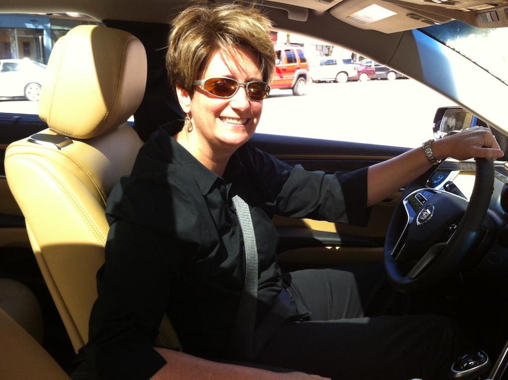 Sue Driving