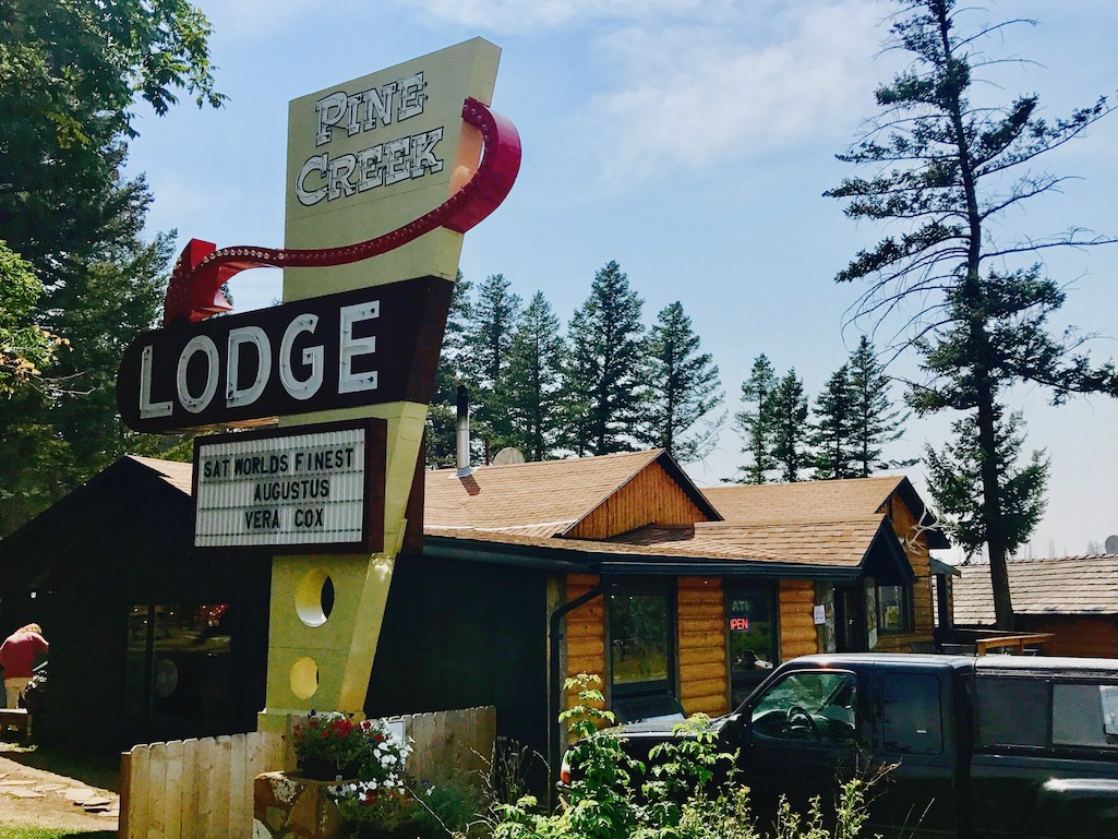 Pine Creek Lodge Montana