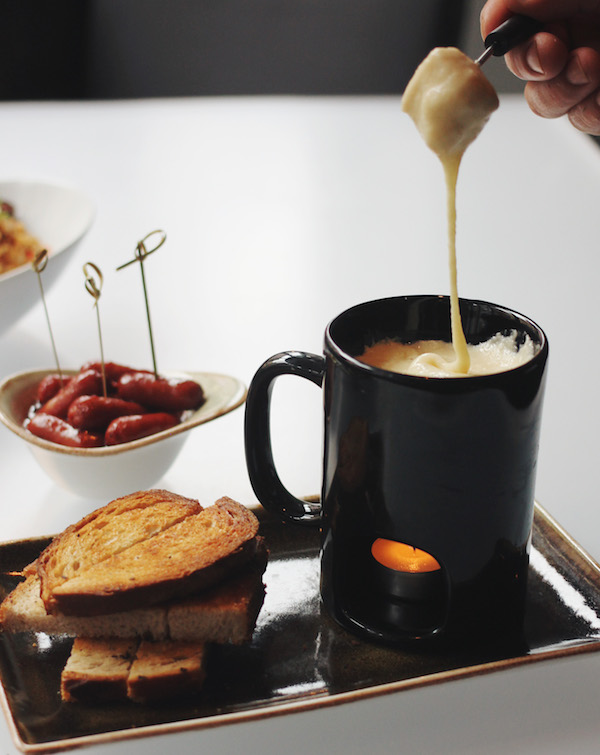 Single Serve Fondue