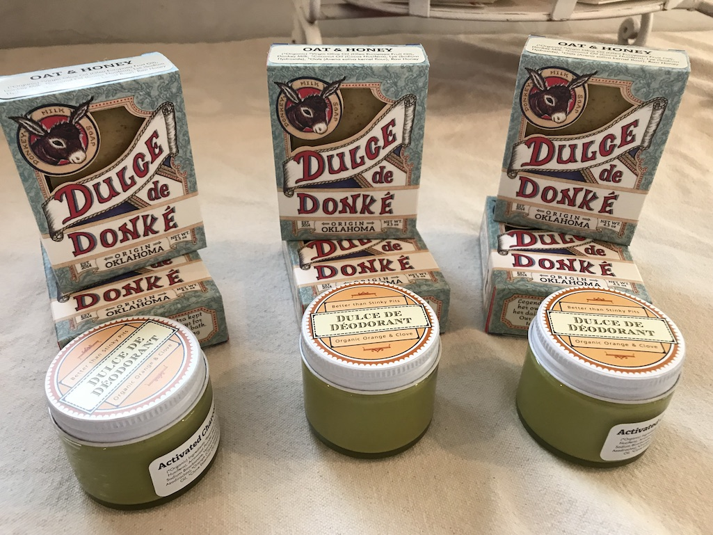 Donkey Milk Products from Buttercup Farm