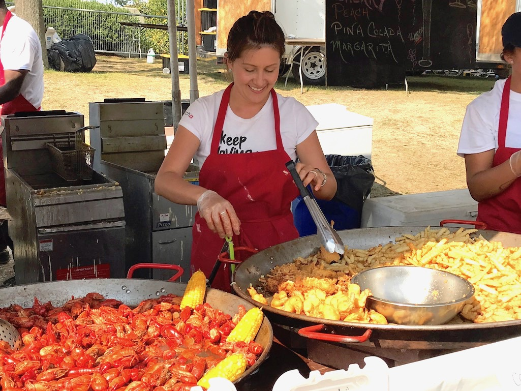 Rhode Island Seafood Festival Providence