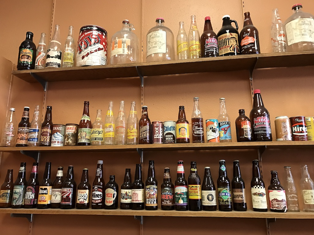 Root beer store Galena Illinois