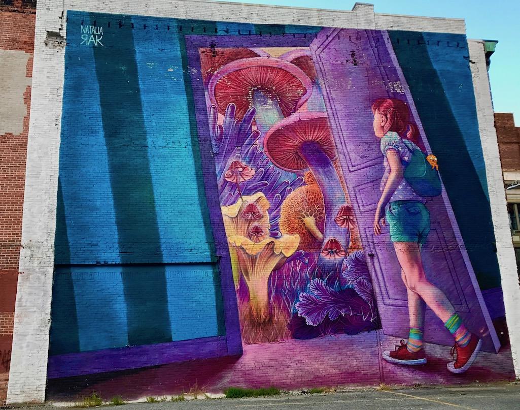 Street Art in Providence Rhode Island