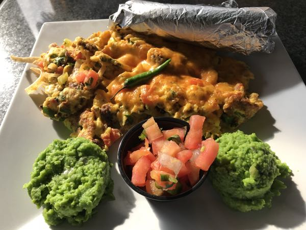 Breakfast at Jinkys Conejo Valley California