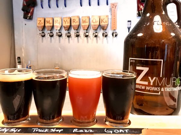 Craft beer Zymurgy Torrance California