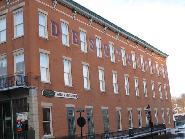 Desota House Hotel