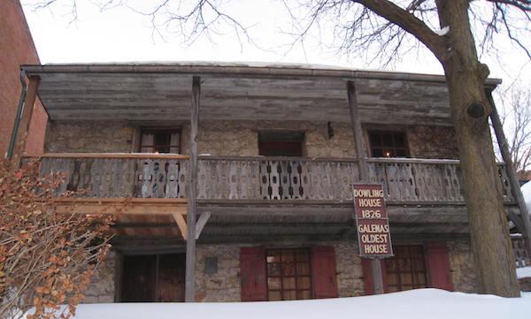 Dowling House Galena Illinois