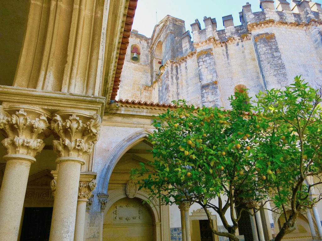 Convent of Christ, Tomar Portugal