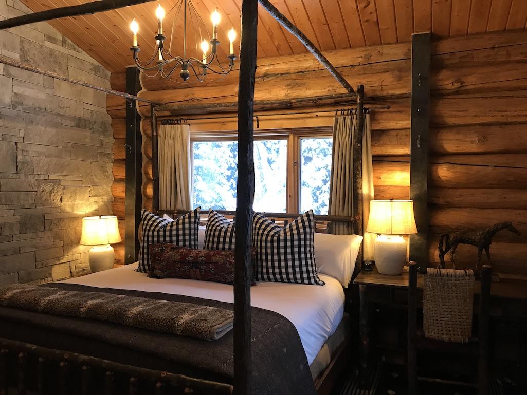 Lone Mountain Ranch Cabin