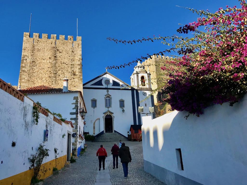 Obidos Portugal Food Travelist