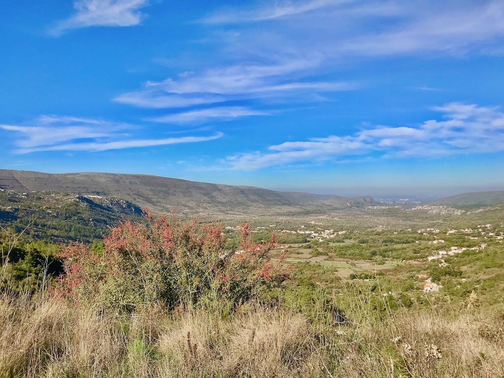 Serres de Aire e Candeeiros National Park Alvados Portugal