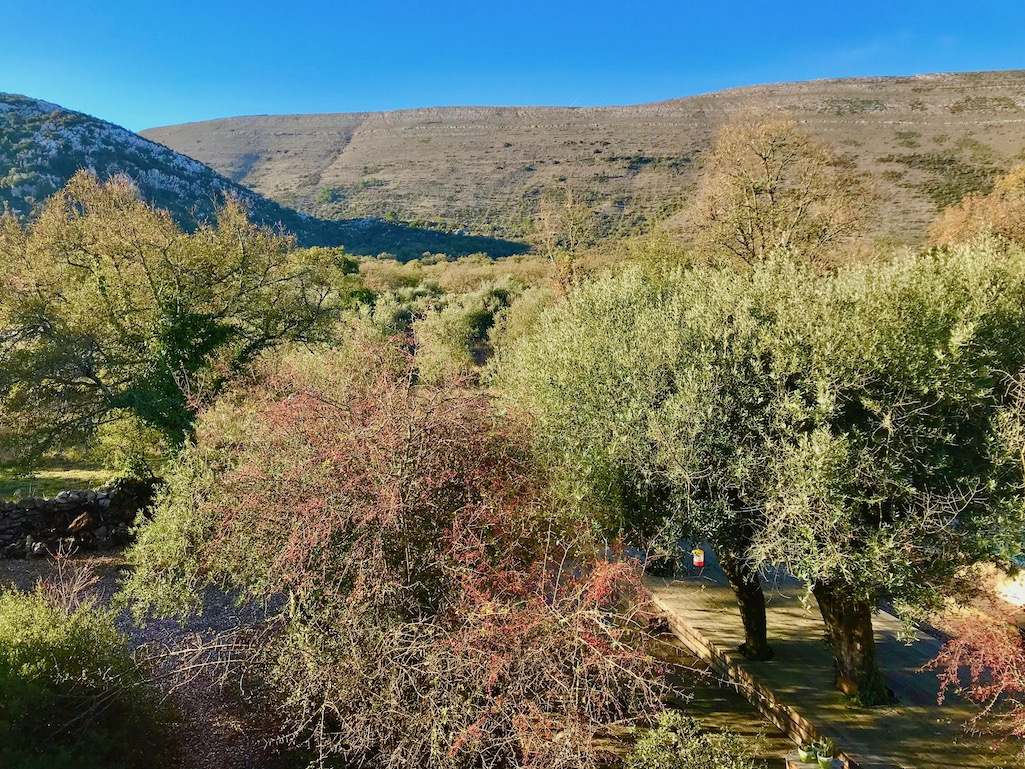 View from Cooking & Nature Emotional Hotel Portugal