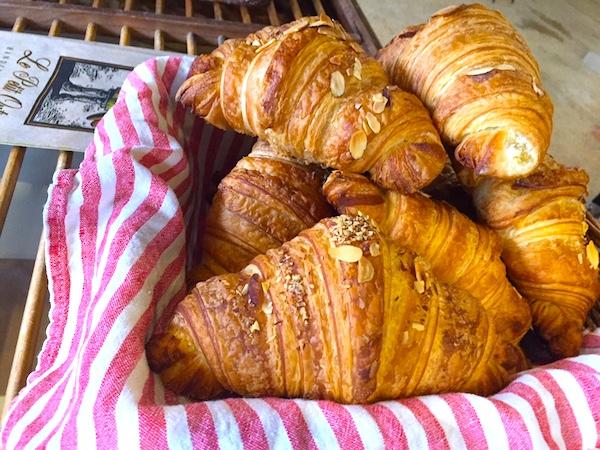 Croissants at Le Petit Outre Missoula Food Travelist