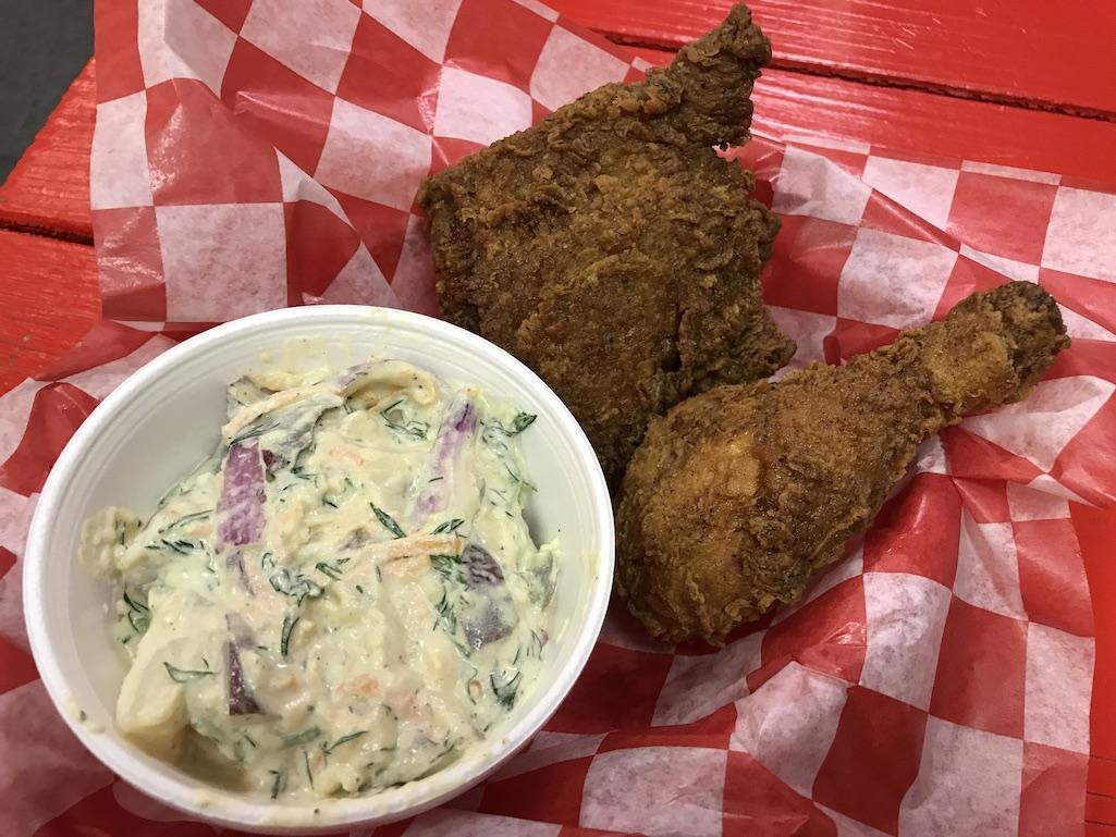 Ma Lou's Fried Chicken Ypsilanti MI