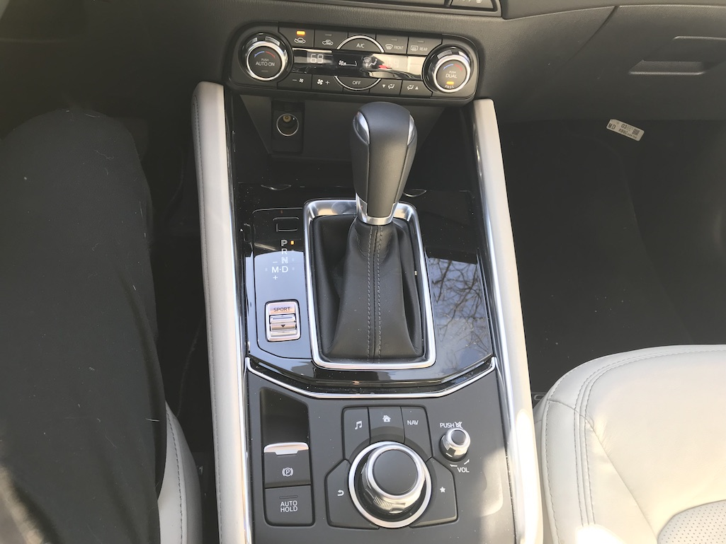 Mazda Command Center