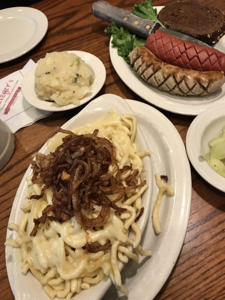 Metzger's German Restaurant in Ann Arbor Food