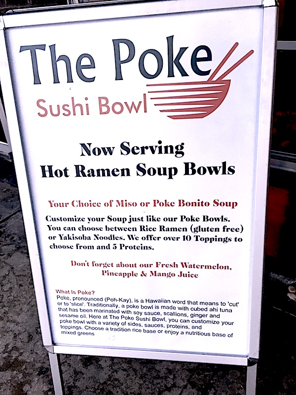 Poke Missoula Food Travelist