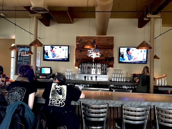 Tamarack Brewing Co. Missoula Food Travelist