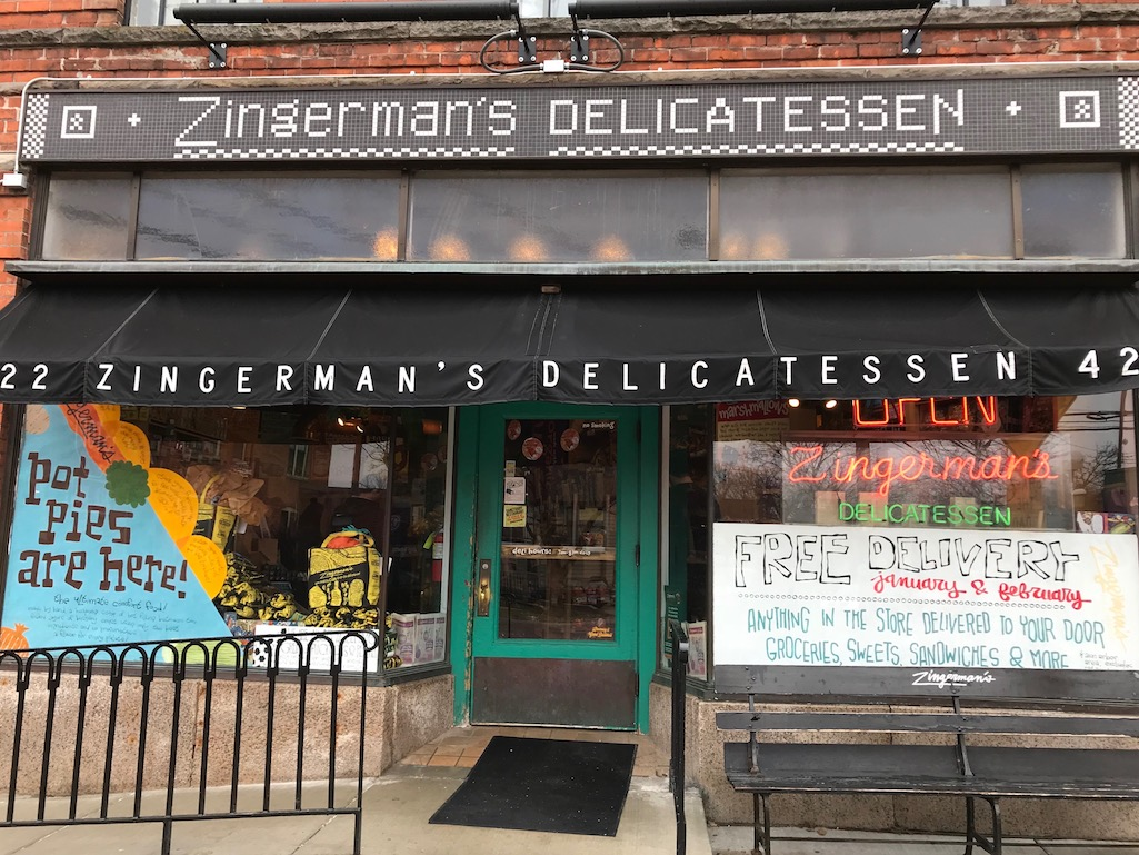 Zingerman's Deli Ann Arbor Storefront Best Places To Visit For Food Travel