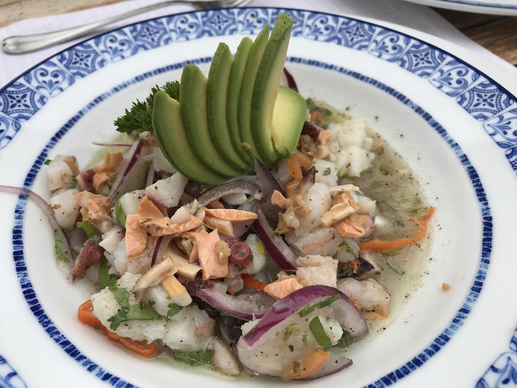 Ceviche Marquis Los Cabos