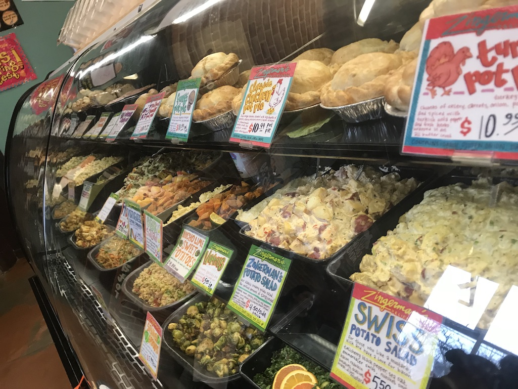 Deli Salads at Zingerman's