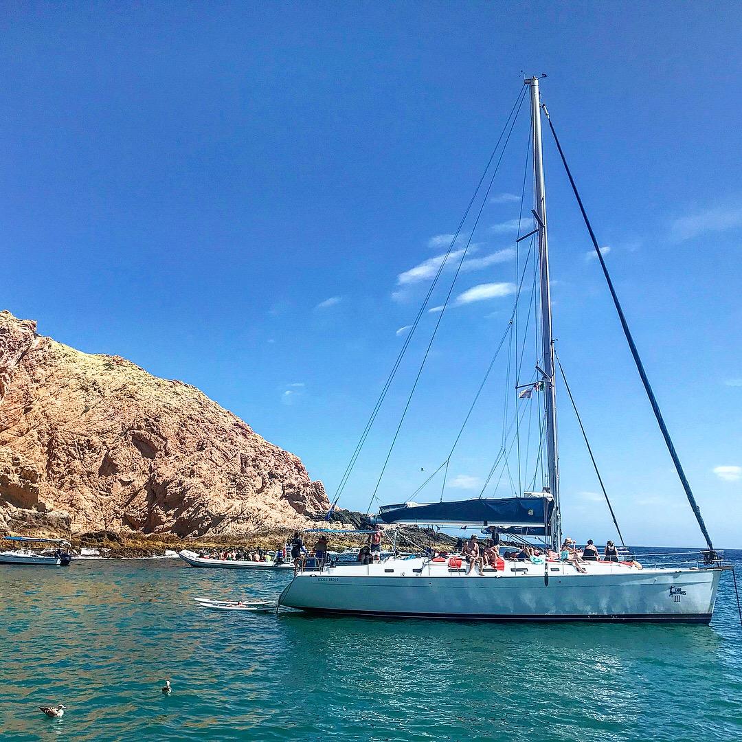 Cabo Adventures Sailing Trip