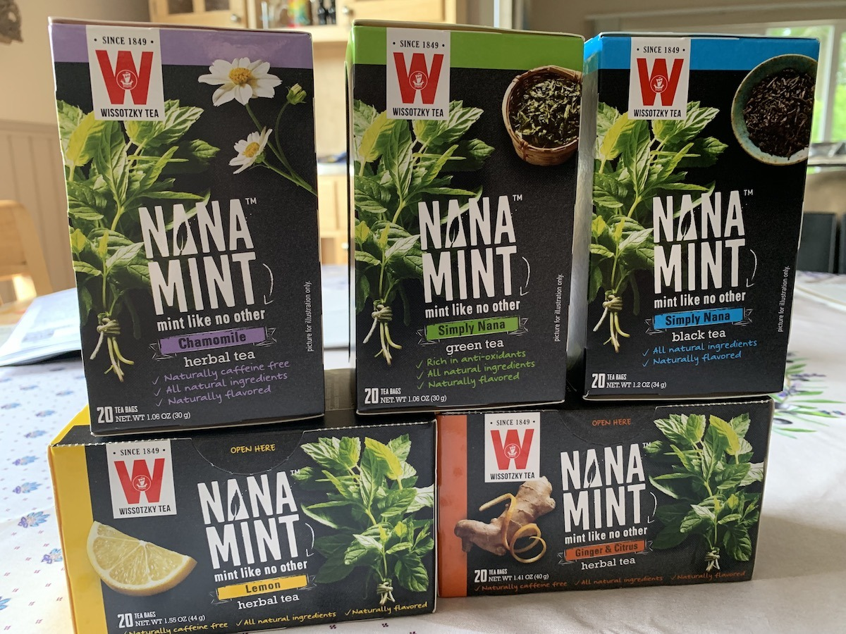 NANA MINT TEA