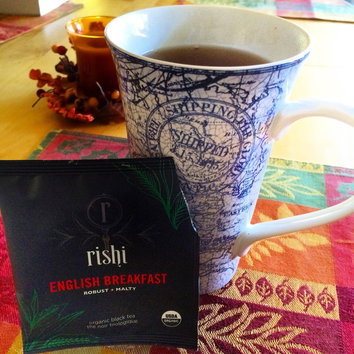 Rishi English Breakfast Tea