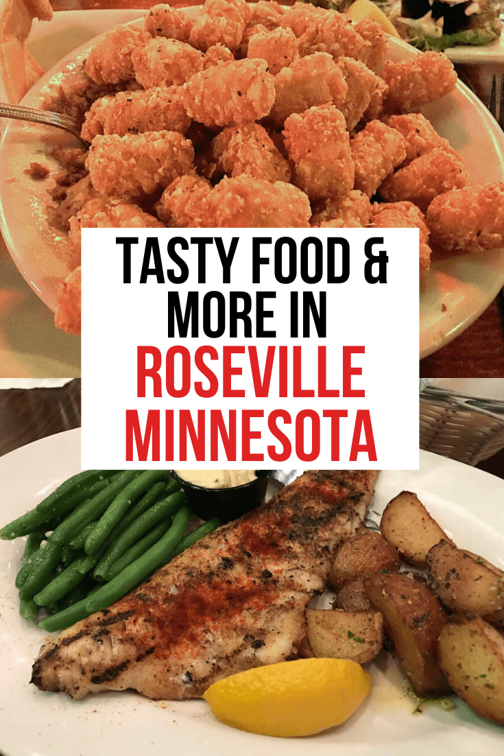 Roseville Food Pin