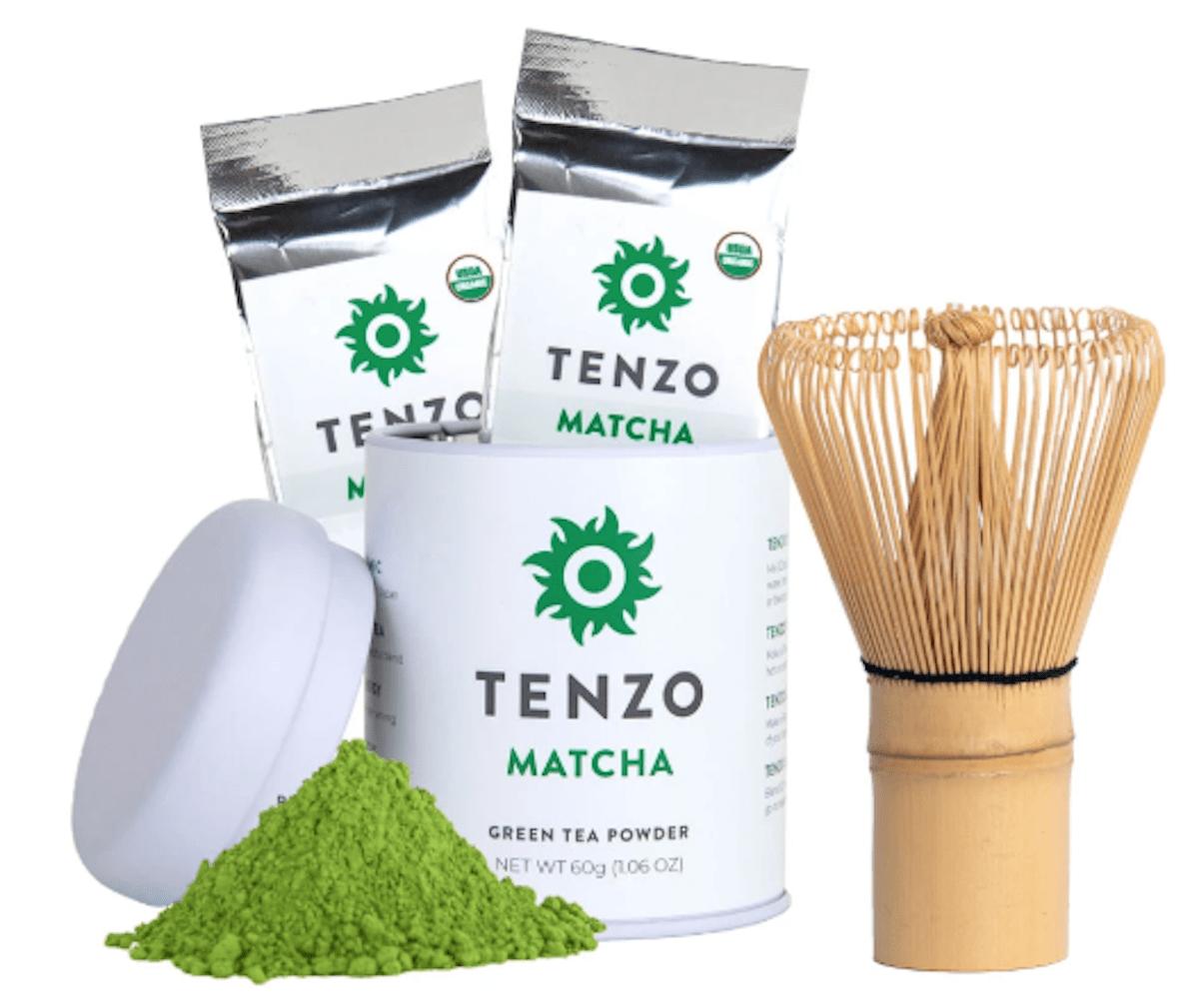 Tenzo Matcha Tea