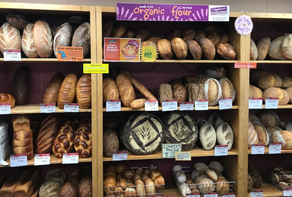 Zingermans Bread