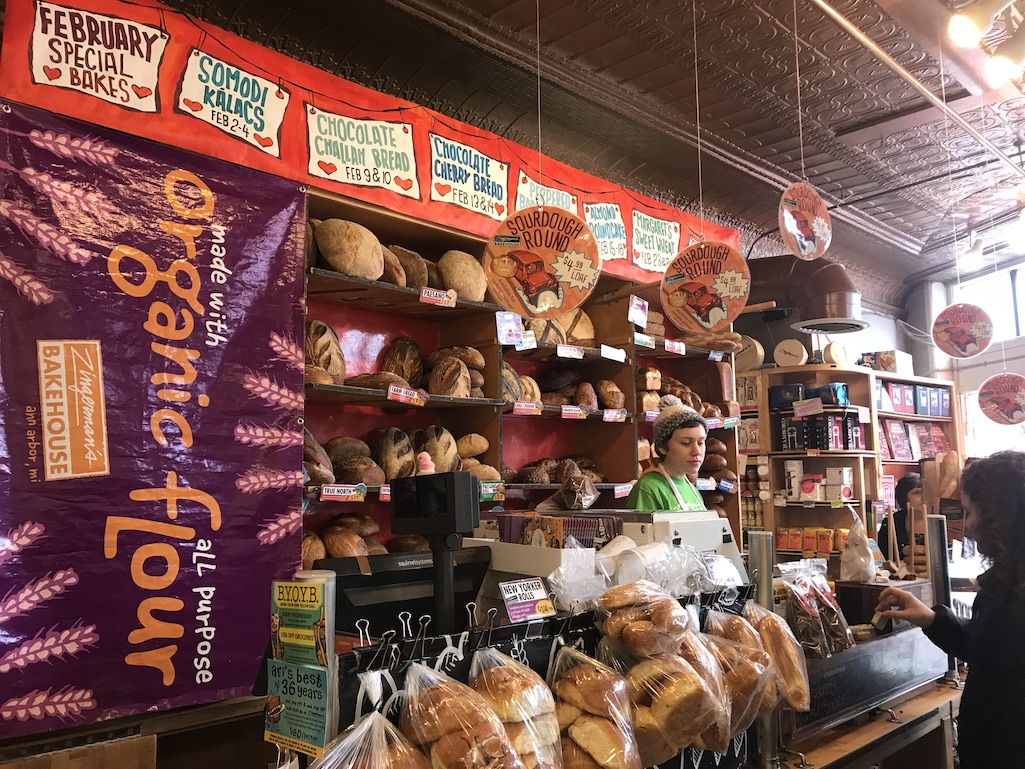 Zingermans Deli Bread