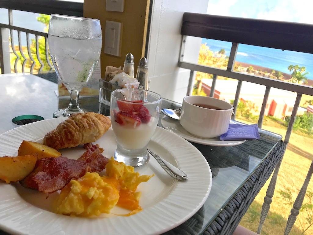 Breakfast at the Buccaneer