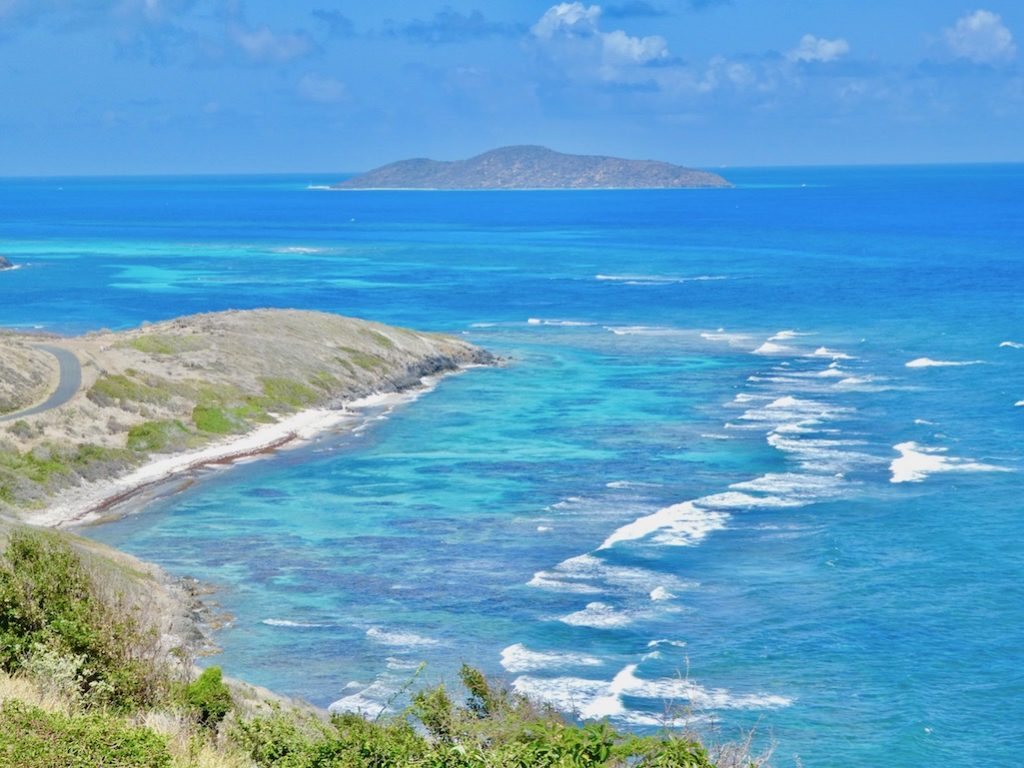 Crystal Blue Waters of St. Croix