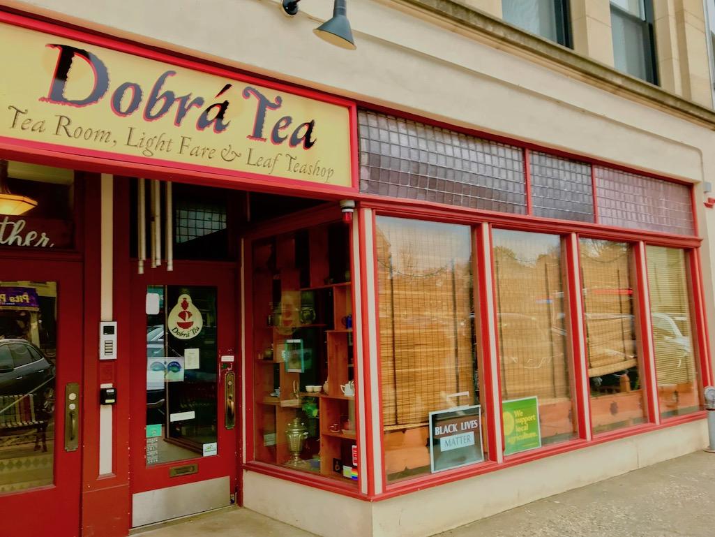 Dobra Tea Northampton MA
