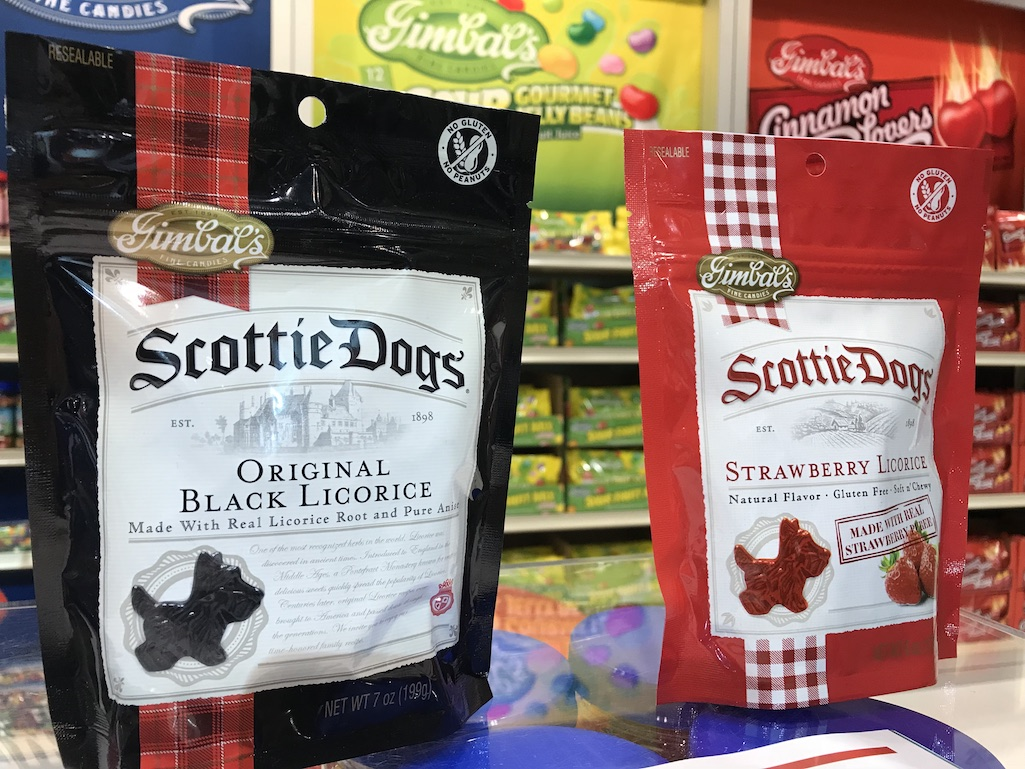 Gimbal's Scottie Dogs