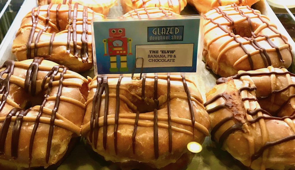 Glazed Doughnut Shop Northampton